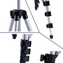 Мини-штатив Универсальный  WEIFENG WT-3110A для фотоаппарат, видеокамеры, экшен камеры или смартфона, фото 3