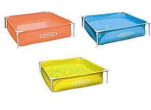 Детский каркасный бассейн Intex Mini Frame для детей от 2 лет