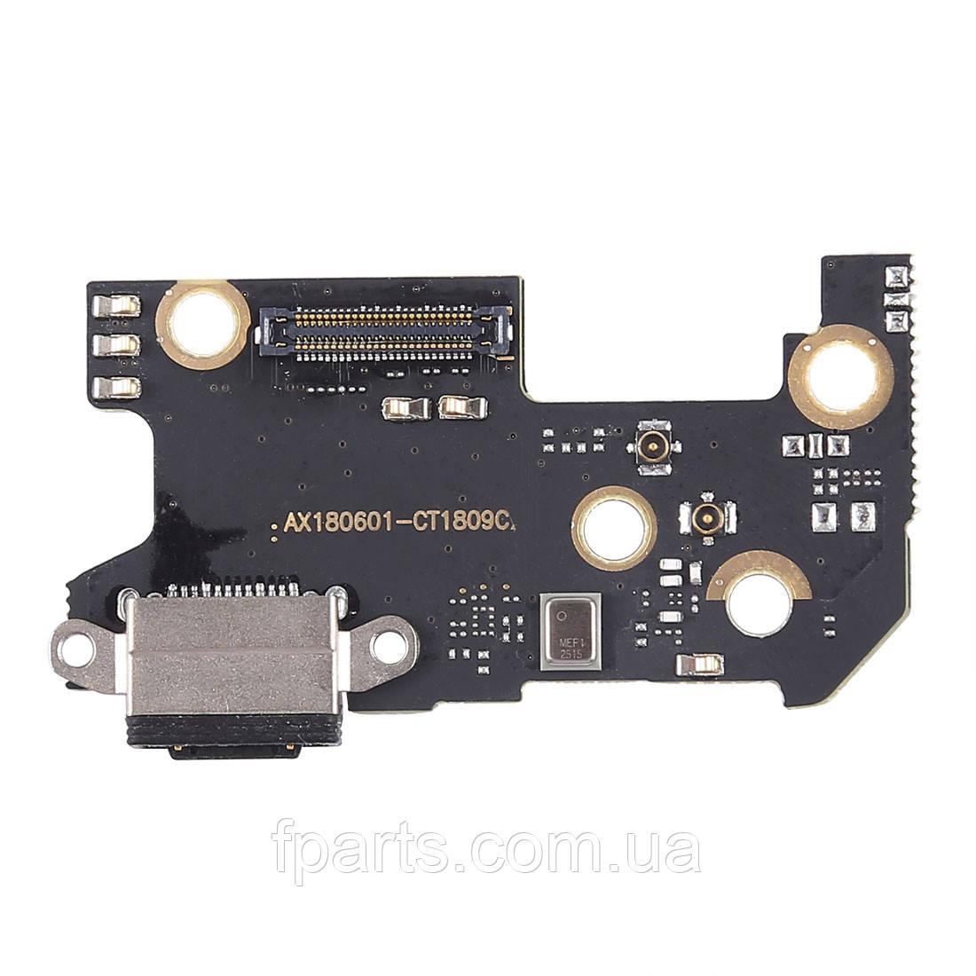Плата зарядки Xiaomi Mi 8