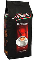 """Кофе в зернах J.J.Darboven Alberto """"Espresso""""  1кг зерна кофе"""