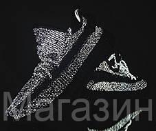 Женские кроссовки adidas Yeezy Boost 350 V2 Reflective Black Static Адидас Изи Буст 350 черные рефлективные, фото 2