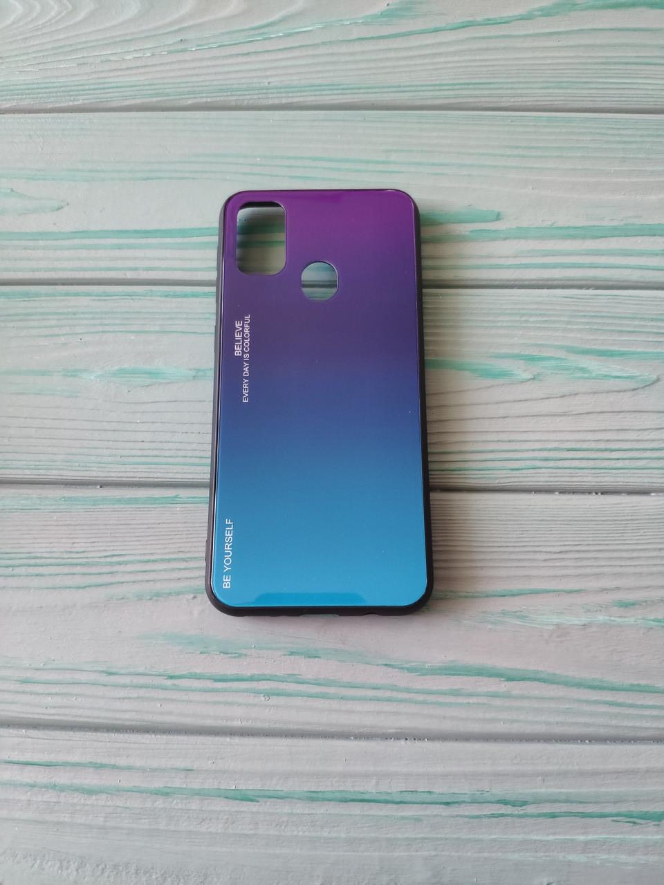 Чехол Gradient для Samsung M21 / M215  (разные цвета )