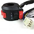 Блок управления на руль для квадроцикла 1500w / 110-125куб/см, фото 2