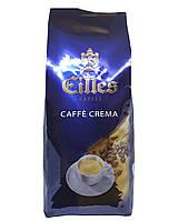 """Кофе в зернах  J.J.Darboven Eilles  """"Caffe Crema""""  1кг зерна кофе"""