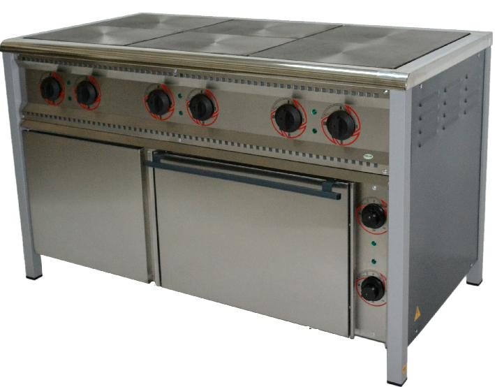 Плита електрична Арм-Еко ПЕ-6Ш/полімер.
