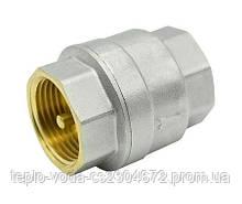 Клапан обратный 1/2 HLV усиленный