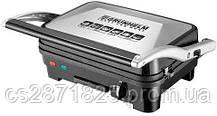 Гриль контактний GRUNHELM G1800, 1800 Вт зі змінними панелями, з регул.температури, піддон для стоку