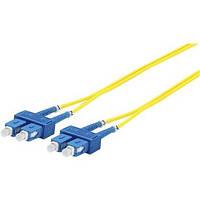 Оптический патч-корд 3M SC/UPC-SC/UPC,9/125,OS1,duplex,1m DE010019037, ADADA-BW0001