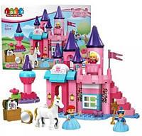 Конструктор для девочки JDLT «Замок принцессы» 5239