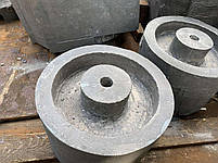 Поршень, муфта, обойма, колеса- литье черных металлов, фото 2
