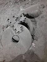 Поршень, муфта, обойма, колеса- литье черных металлов, фото 7