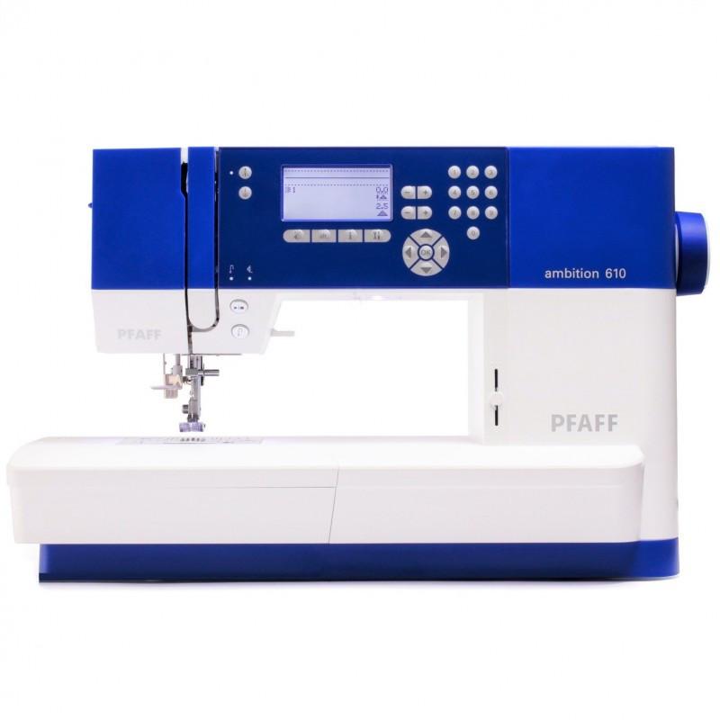 Швейна машина Pfaff Ambition 610