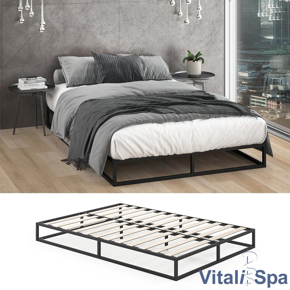 Кровать в стиле лофт 140x200 VitaliSpa Mattia