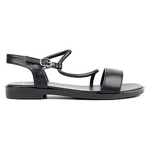 Босоножки 37.38.39. Woman's heel черныеизготовлены из высококачественной экокожи