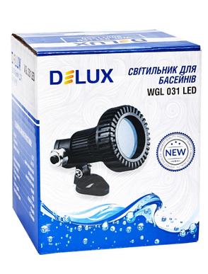 Светильник для освещения бассейна DeLux WGL031 LED, фото 2