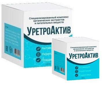 УретроАктив - природный комплекс усилитель потенции и эрекции, сексуальной активности