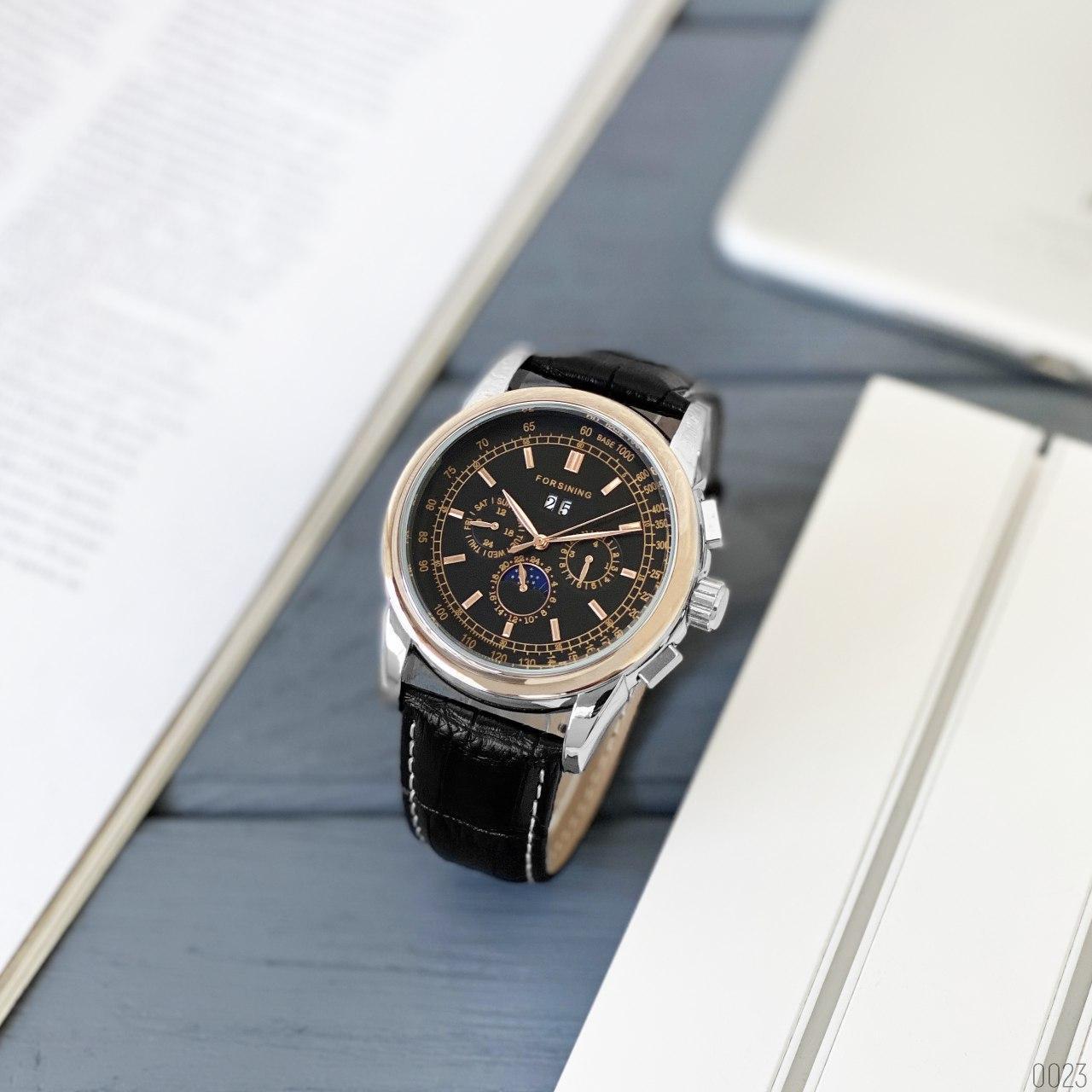 Механічні годинники модель Forsining 319
