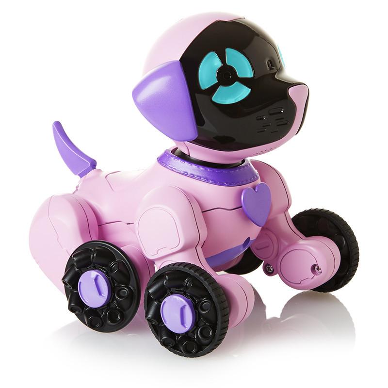 WowWee маленький щенок Чип розовый W2804/3817 - витрина