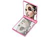 Зеркало с LED подсветкой розовое, фото 6