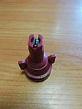 AIC 11004 Розпилювач TeeJet AIC11004-VS Нержавіюча сталь з кольорокодуванням VisiFlo®, фото 2