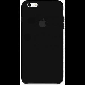 Silicone case Iphone 6/6s Черный