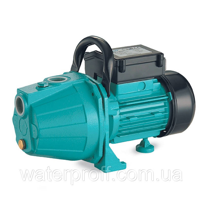 Насос відцентровий самовсмоктуючий 1.1 кВт Hmax 45м Qmax 70л/хв LEO (775344)