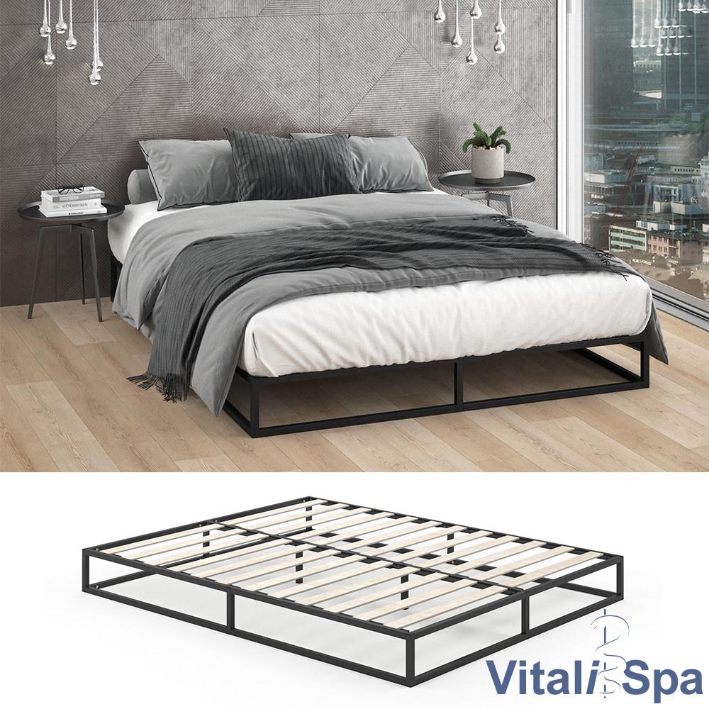 Кровать в стиле лофт 160x200 VitaliSpa Mattia
