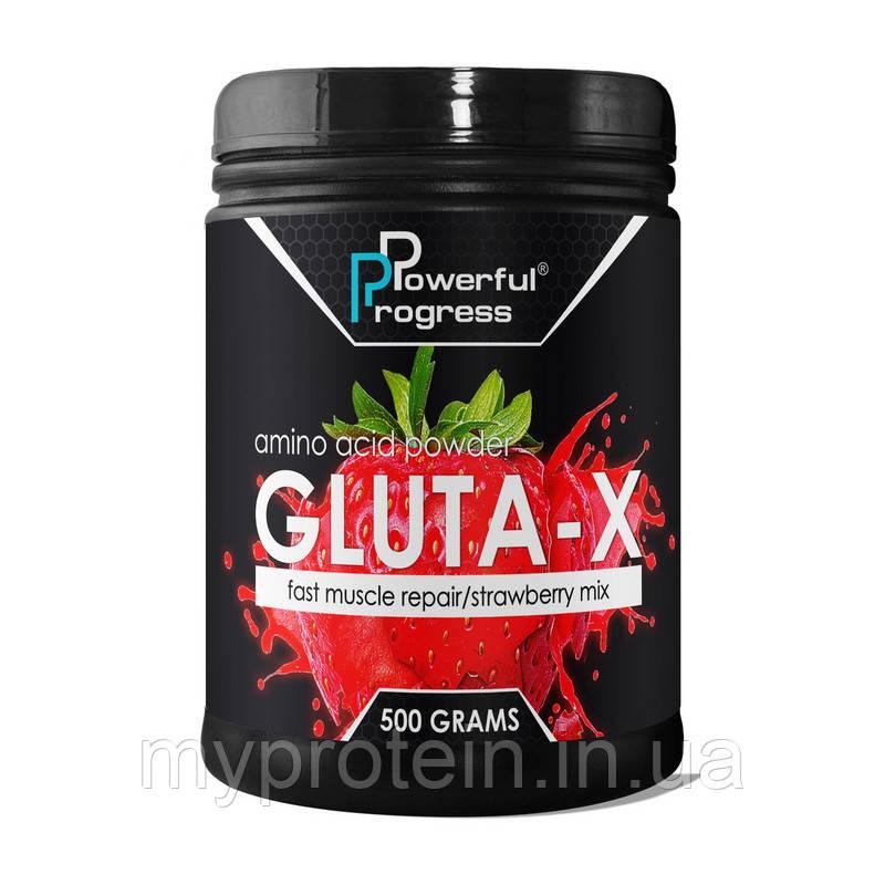 Powerful ProgressГлютаминGluta-X500 g