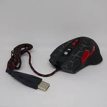 Ігрова дротова миша USB JEDEL GM830 з підсвічуванням