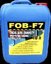 Защитная пропитка Гидрофобизатор FOB-F7 (10л)