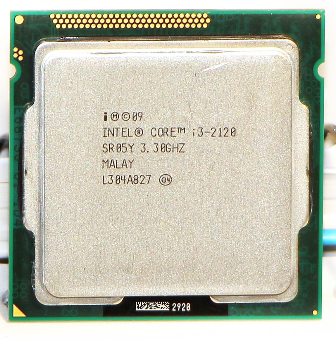 Процесор Intel® i3-2120 LGA1155 3.30 GHz