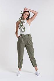 Жіночі джинси коттонові