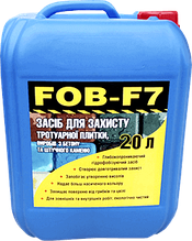 Захисна просочення Гідрофобізатор FOB-F7 (20л)