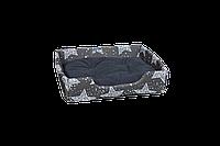 "Лежак (лежанка) для домашних животных Мур-Мяу ""Пижон-1"" Серый"