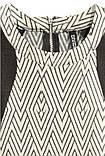 Женское платье H&M черное/белое, фото 4
