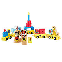 "Конструктор ""Birthay train toy"" Playtive Junior 071"