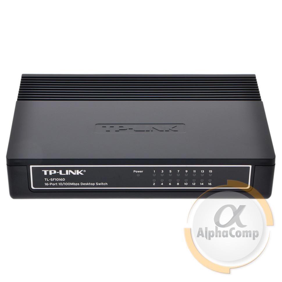 Коммутатор 16 port TP-Link TL-SF1016D (10/100) БУ
