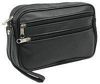 Кожаная мужская сумка-барсетка 856377 Kangur