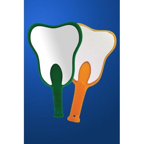 Вироби і сувеніри з пластмас: дзеркало-зуб