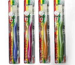 Мягкая зубная щётка с серебряным напылением Dr.Lusso Nano Silver Toothbrush