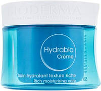 Интенсивно увлажняющий крем для сухой кожи - Bioderma Hydrabio Rich Moisturising Care 50ml
