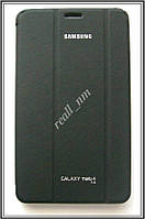 Черный чехол Book Cover #1 для Samsung Galaxy TAB 4 7.0 T230 T231, фото 1