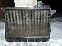 Радиатор охлаждения медный ВАЗ 2101 2102 2103 2104 2105 2106 2107 среднее состояние