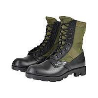 Берцы Jungle Boots Panama olive green, оригинал, Б/У