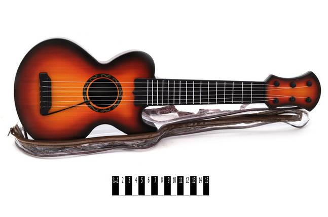 Гітара зі струнами, 530-5, фото 2