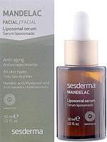 Липосомальная сыворотка с миндальной кислотой - SesDerma Laboratories Mandelac Liposomal Serum 30 мл