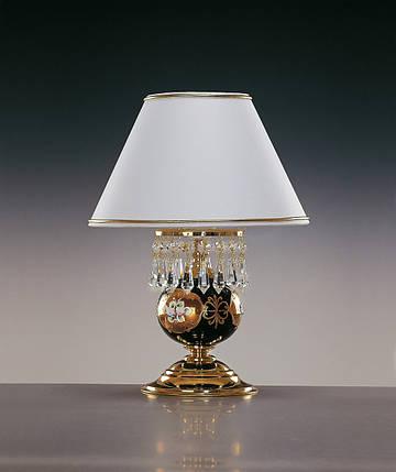 Настольная лампа хрустальная СМАЛЬТ, фото 2