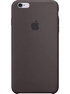 Silicone case Iphone 6/6s Коричневый