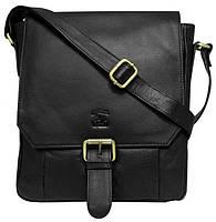 Кожаная мужская сумка через плечо Always Wild C48.0163-PDM