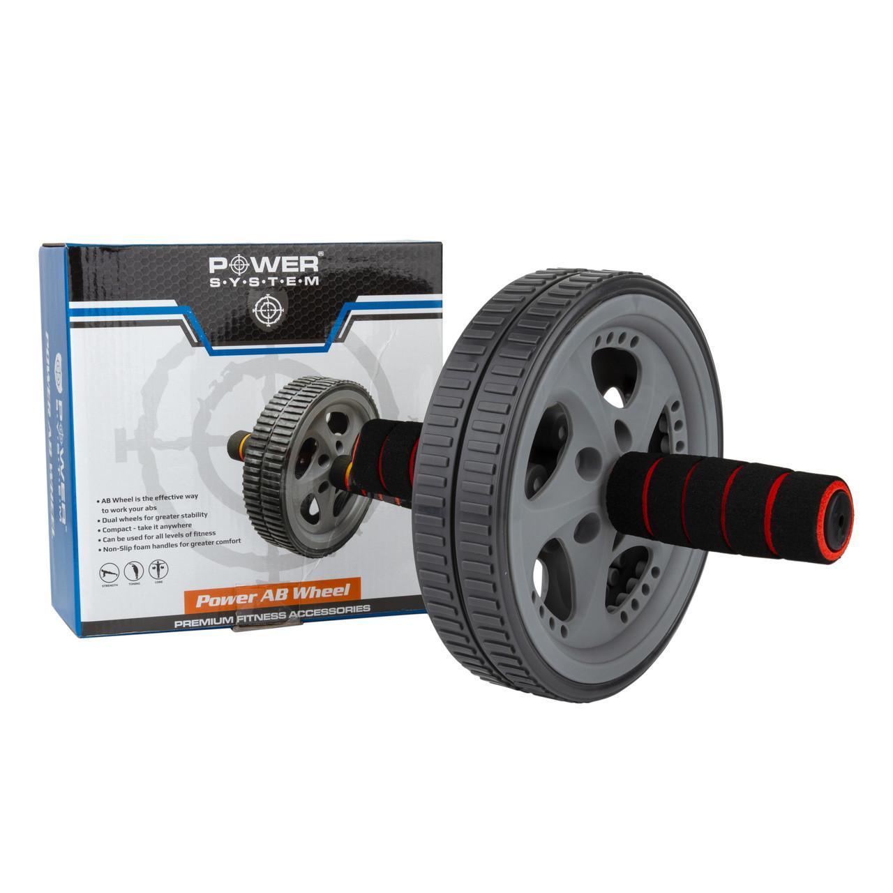 Колесо для преса Power System Power Ab Wheel PS-4006